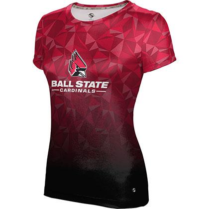 ProSphere Women's Ball State University Maya Tech Tee