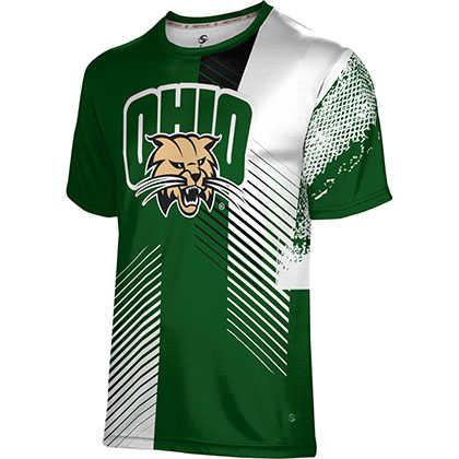 ProSphere Men's Ohio University Hustle Tech Tee
