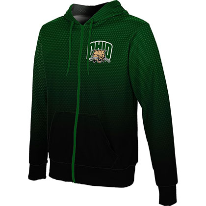 ProSphere Men's Ohio University Zoom Fullzip Hoodie