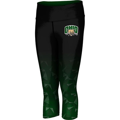 ProSphere Women's Ohio University Maya Capri Length Tight