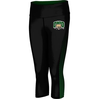 ProSphere Women's Ohio University Zoom Capri Length Tight