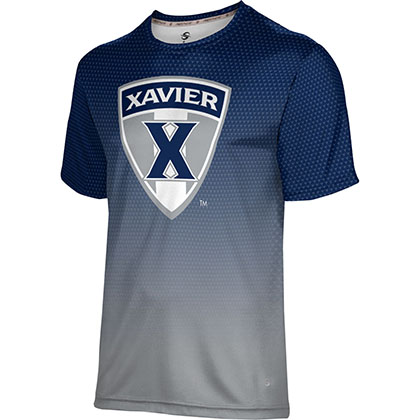 ProSphere Men's Xavier University Zoom Tech Tee
