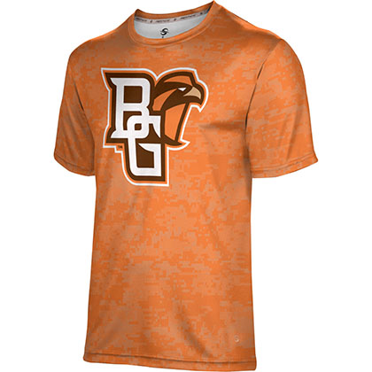 ProSphere Men's Bowling Green State University Digital Tech Tee