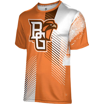 ProSphere Men's Bowling Green State University Hustle Tech Tee
