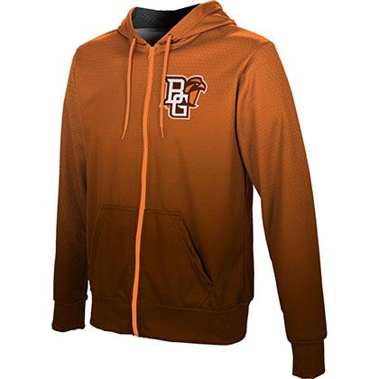ProSphere Men's Bowling Green State University Zoom Fullzip Hoodie
