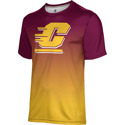 ProSphere Men's Central Michigan University Zoom Tech Tee