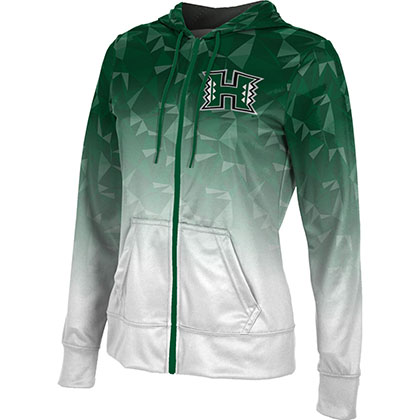 ProSphere Women's University of Hawaii Maya Fullzip Hoodie