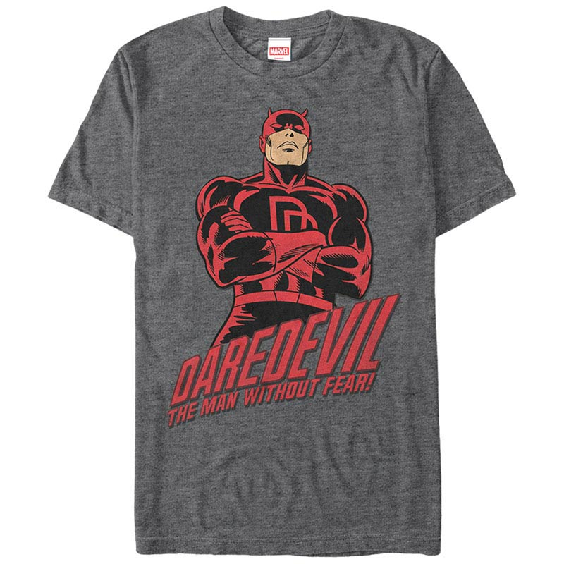 Daredevil The Gray Mens T-Shirt