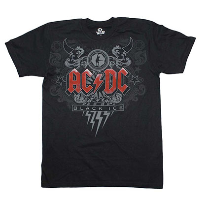 AC/DC Black Ice T-Shirt