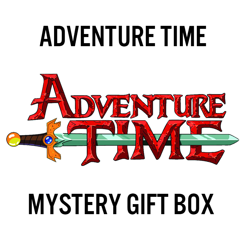 Adventure Time Gift Box For A Man