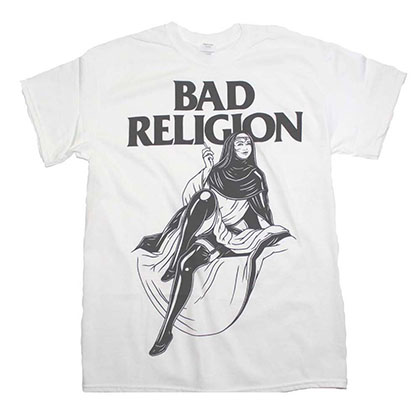 Bad Religion Nun T-Shirt