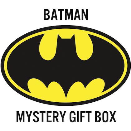 Batman Mystery Gift Box for a Man