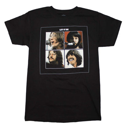 Beatles Let it Be T-Shirt