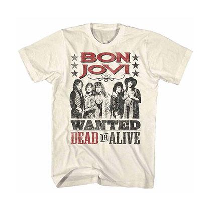 Bon Jovi Dead or Alive T-Shirt