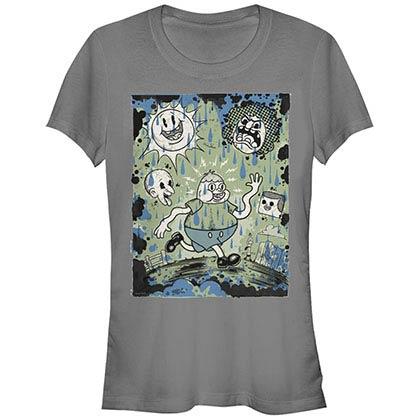 Clarance Clarence Strut Gray T-Shirt