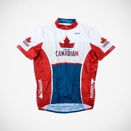 Molson Canadian Beer Cycling Jersey