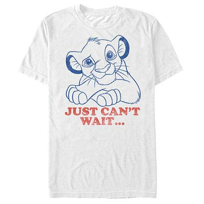 Disney Lion King Westside White T-Shirt