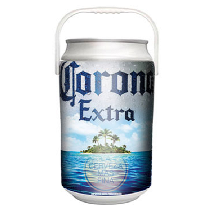 Corona Extra Summer Can 5 Gallon Cooler