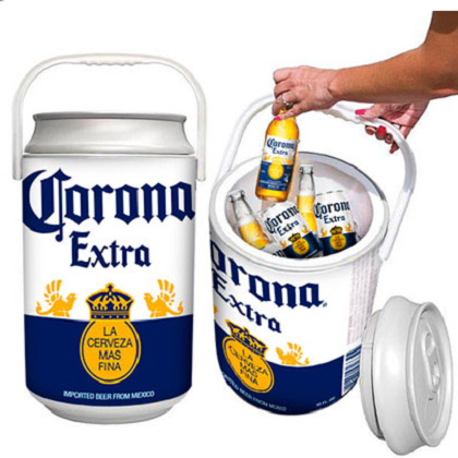 Corona Extra 5 Gallon Cooler