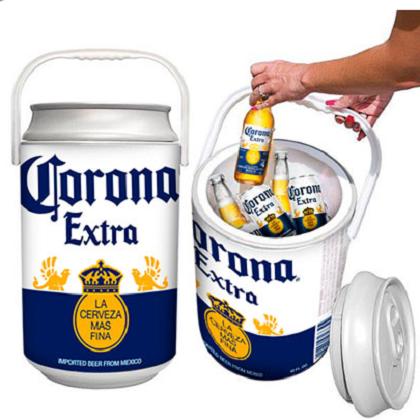 Corona Extra 5 Gallon Cooler