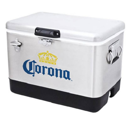 Corona Coleman Stainless Steel Cooler