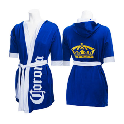 Corona Extra Boxing Womens Ring Robe