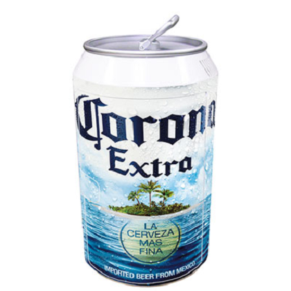 Corona Extra Summer Can Mini Fridge