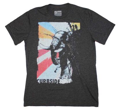 Curbside Clothing Awake Triblend T-Shirt