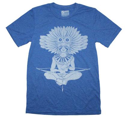 Curbside Clothing Native Tri-Blend Designer T-Shirt