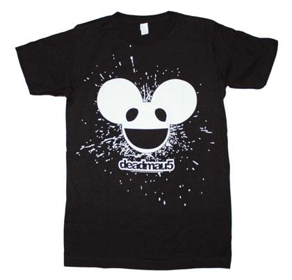 Deadmau5 Burst Mau Glow Logo T-Shirt