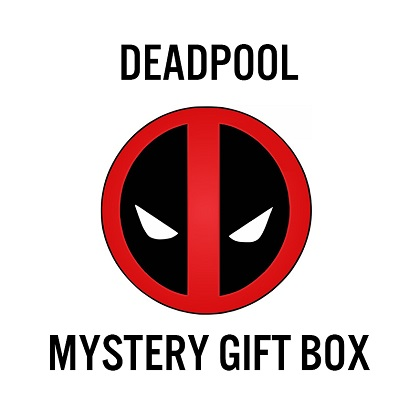 Deadpool Gift Box For A Man