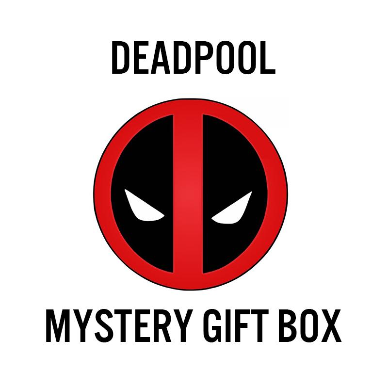 Deadpool Gift Box For A Man
