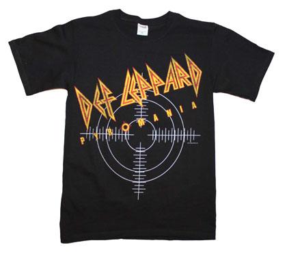 Def Leppard Pyromania T-Shirt