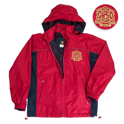 Firefighters Windbreaker Jacket