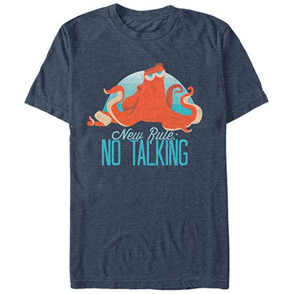 Disney Pixar Finding Dory No Talking Blue T-Shirt