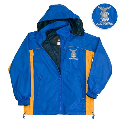 Air Force Windbreaker Jacket