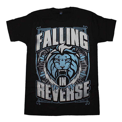 Falling in Reverse Lion Shield T-Shirt