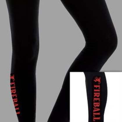 Fireball Whiskey Women's Leggings