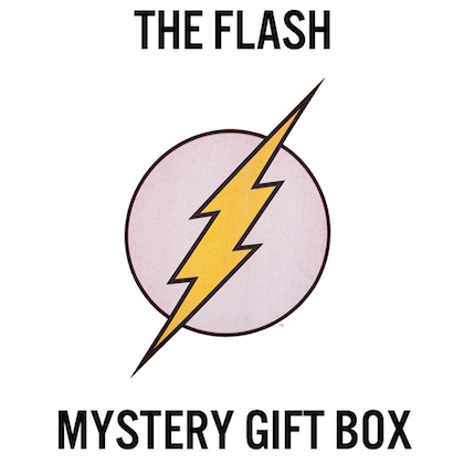 The Flash Mystery Gift Box for a Man