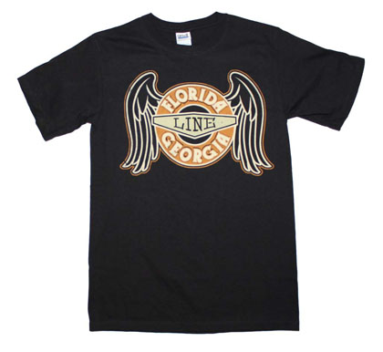 Florida Georgia Line Rings with Wings T-Shirt