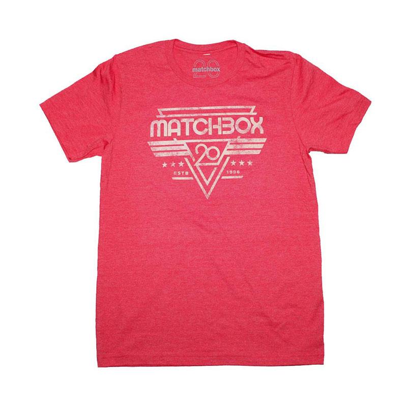 Matchbox 20 Alpha Crest T-Shirt