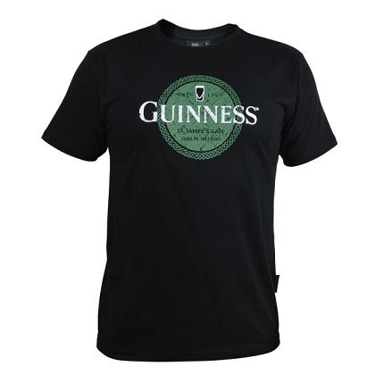 Guinness Celtic Knot Tshirt