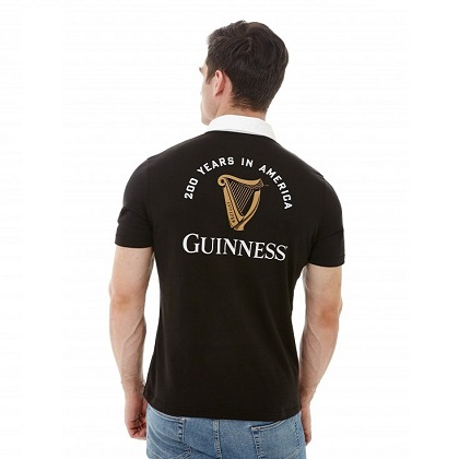 Guinness 200th Anniversary Polo Shirt