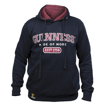 Guinness Made of More Hoodie