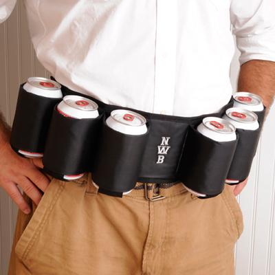 Personalized Custom Beer Belt