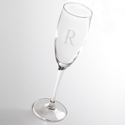 Personalized 8 Ounce Custom Toasting Glass