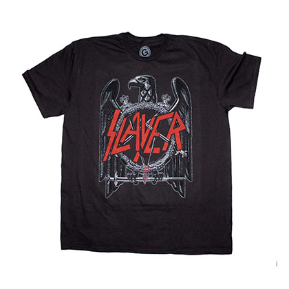 Slayer Black Eagle T-Shirt