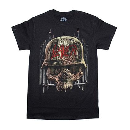 Slayer Skull Collage T-Shirt