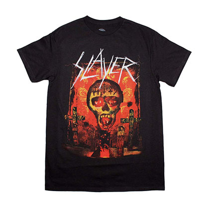 Slayer Season Primitive T-Shirt