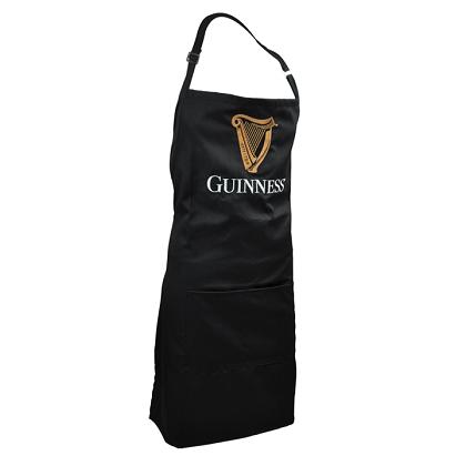 Guinness Harp Logo Apron
